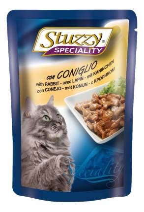 Влажный корм для кошек Stuzzy Speciality, кролик, 24шт, 100г