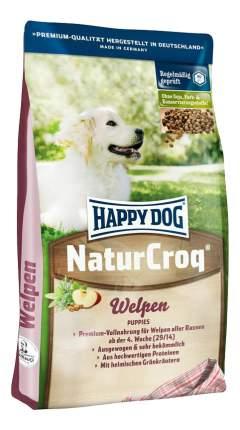 Сухой корм для щенков Happy Dog NatureCroq Welpen, домашняя птица, 1кг