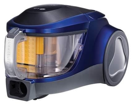 Пылесос LG  VK76R03HY Blue