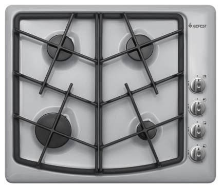 Встраиваемая варочная панель газовая GEFEST СН 1211 К6 Grey
