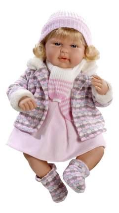 Кукла Arias Elegance в розовой курточке, 45 см