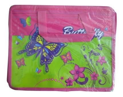 Папка для рисования Beifa Цветы и бабочкиа