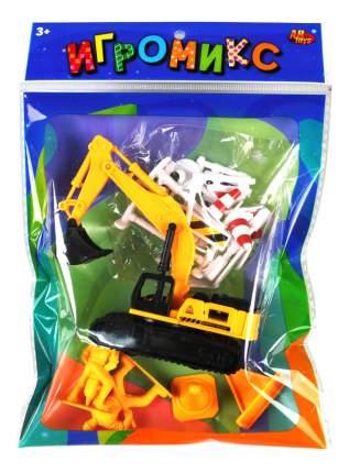Набор машин строительной техники ABtoys M6212