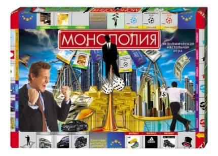 Экономическая настольная игра Лапландия Монополия малая 99223