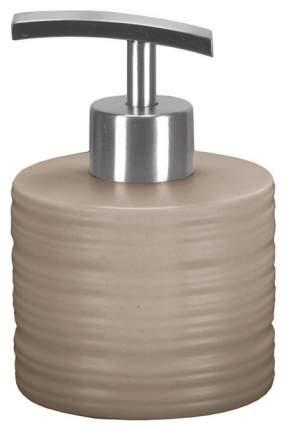 Дозатор для мыла Kleine Wolke Sahara 12,5x8 см Песочный