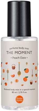 Средство для тела Holika Holika The Moment Perfume Body Mist Peach Date 80 мл