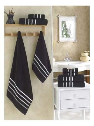 Набор полотенец KARNA черный