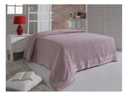 Простыня MODALIN ESRA 200x220 см грязно-розовый