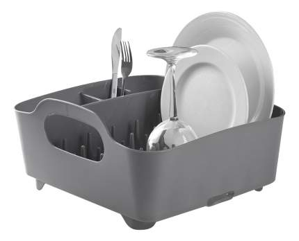 Сушилка для посуды Umbra Tub темно-серая