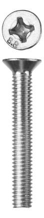 Винт Зубр 303110-06-045 M6x45мм, 5кг