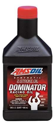 Моторное масло Amsoil Dominator 2-Stroke ASTM D445 0,946л