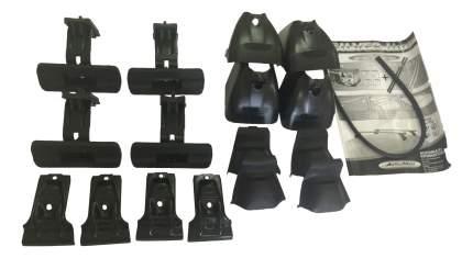 Установочный комплект для автобагажника AutoMaxi SILVERLINE Skoda AX 244115