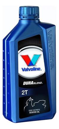 Моторное масло Valvoline Durablend Scooter 2T 10W-40 1л