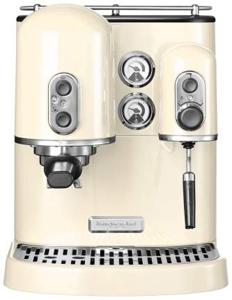 Рожковая кофеварка KitchenAid Artisan 5KES2102EAC Beige