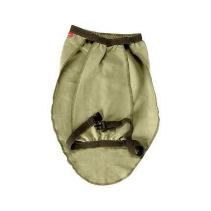 Попона для собак OSSO Fashion размер M унисекс, зеленый, длина спины 30 см