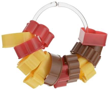 Набор для выпечки Tescoma Delicia 630900 Коричневый; Желтый; Красный