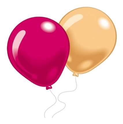 Набор шаров Riethmüller Everts 10 шариков разноцветных, модные оттенки