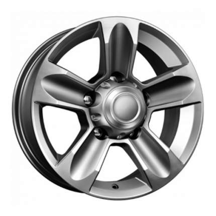 Колесные диски K&K R16 7J PCD5x139.7 ET35 D98 (73567)
