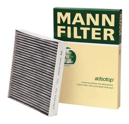 Фильтр воздушный салона MANN-FILTER CU26004