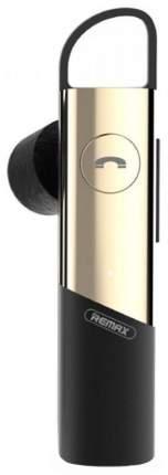 Гарнитура Bluetooth Remax RB-T15 Gold