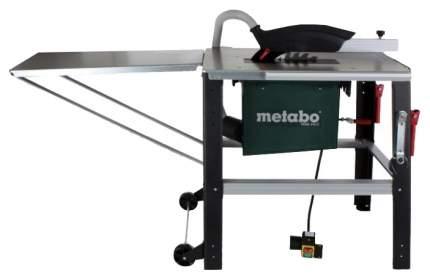 Станок циркулярный Metabo TKHS 315 C 2000 WNB 103152000