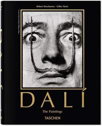 Книга Salvador Dali, The Paintings