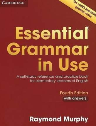 Essential Grammar In Use 4 Ed With Answers