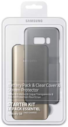 Внешний аккумулятор Samsung Starter Kit Galaxy S8 5200 мА/ч (EB-WG95ABBRGRU) Gold