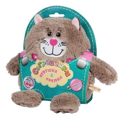 Мягкая игрушка Maxitoys Грелка Кошечка