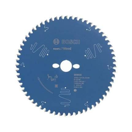 Диск по дереву Bosch EXP WO 260x30-60T 2608644082