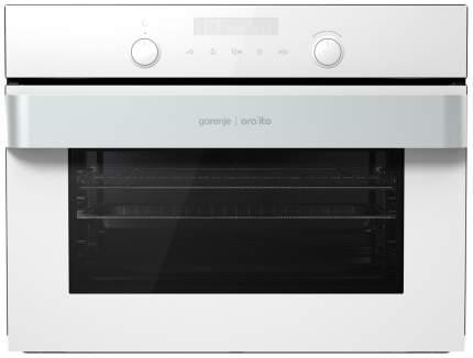 Встраиваемый электрический духовой шкаф Gorenje BCM547ORAW White
