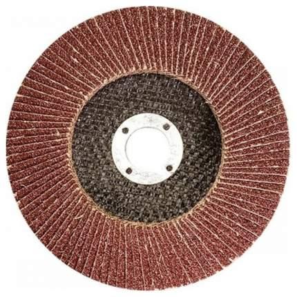 Круг лепестковый шлифовальный для шлифовальных машин MATRIX 74043