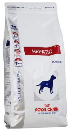 Сухой корм для собак ROYAL CANIN Hepatic Adult, птица, 1.5кг
