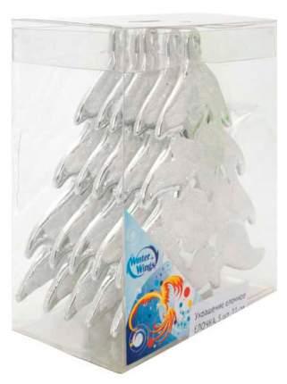 Набор елочных игрушек Winter Wings Елочка 11 см
