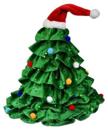 Игрушка музыкальная Новогодняя Сказка 971427 Зеленый