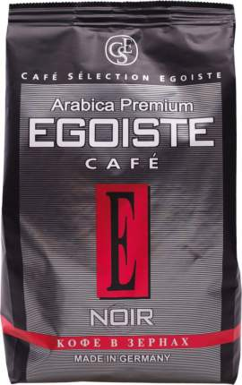 Кофе в зернах Egoiste noir 500 г