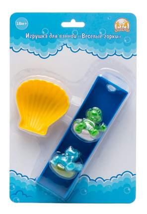 Игрушка для купания Жирафики Веселые горки