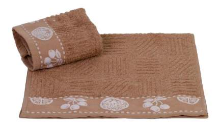 Банное полотенце Hobby Home Textile коричневый