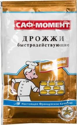 Дрожжи быстродействующие Саф-момент для сдобы с ароматом ванили 12 г