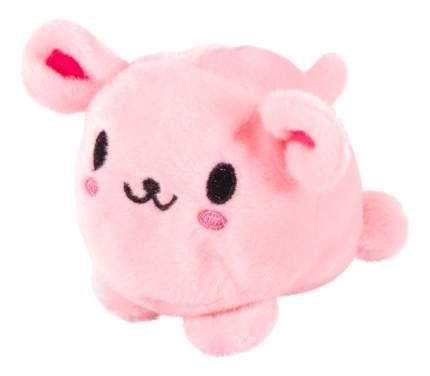 Мягкая игрушка Button Blue Мячик - Розовый кролик, 7 см