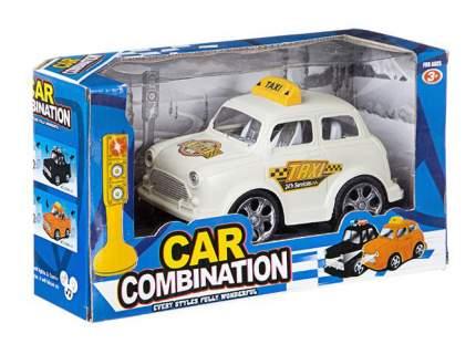 Игрушечная машина Такси Gratwest Б81746
