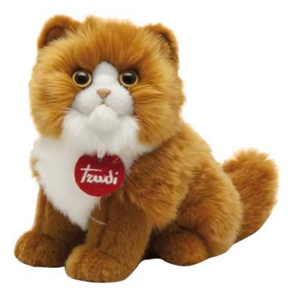 Мягкая игрушка Trudi Рыжая персидская кошка 23 см 22058