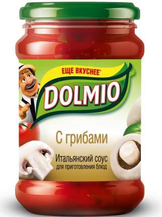 Итальянский соус  Dolmio для приготовления блюд с грибами 350 г