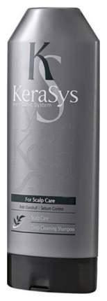 Шампунь KeraSys Освежающий Уход за жирной кожей головы, 180 мл