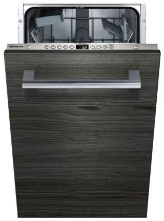 Встраиваемая посудомоечная машина 45 см Siemens SR 64E075 RU