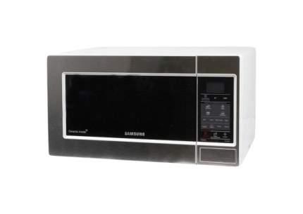 Микроволновая печь с грилем Samsung GE7R4MR-W silver/black