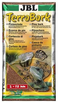 Грунт для аквариума JBL TerraBark 2-10 мм 20 л Донный субстрат из коры пинии гранулы
