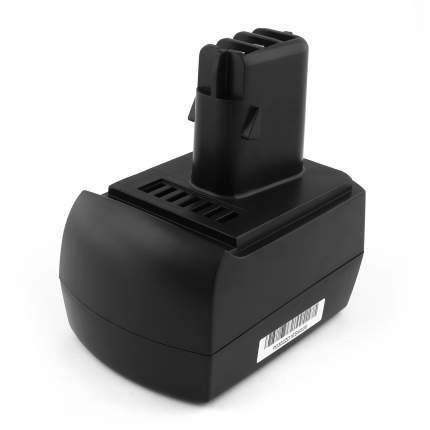 Аккумулятор для Metabo 12V 2.0Ah (Ni-Cd) PN: 6.02151.50, 6.25471.