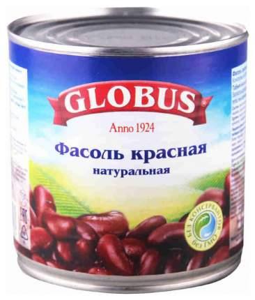 Фасоль Globus красная натуральная 400 г