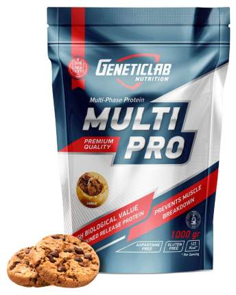 Протеин GeneticLab Nutrition Multi Pro 1000 г Cookie
